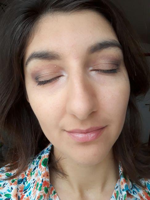Essai maquillage catastrophique .... 6
