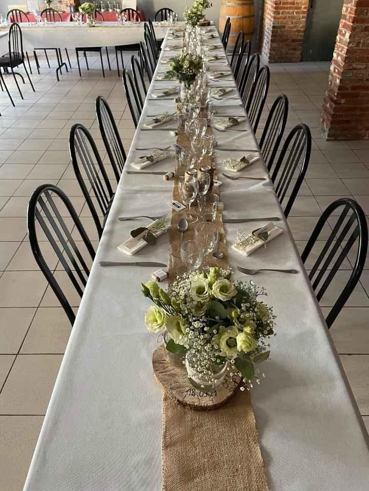 Decoration table - 2
