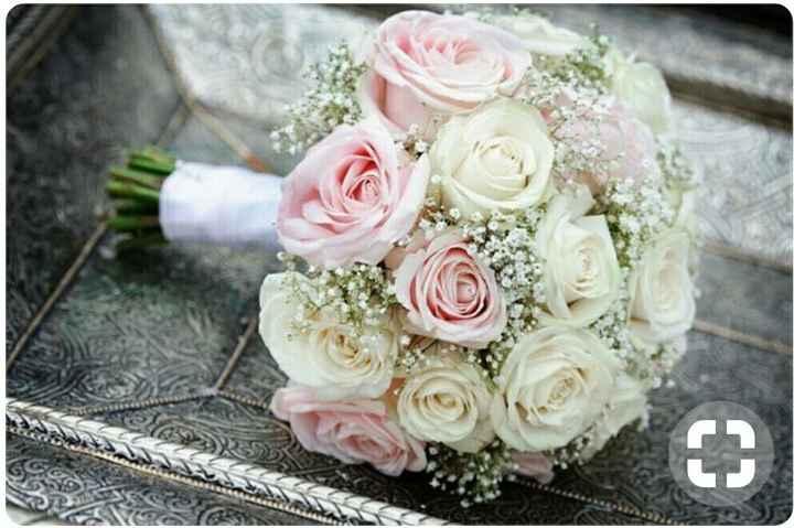 Montrez moi vos bouquets ou vos inspirations de bouquets de mariee - 1