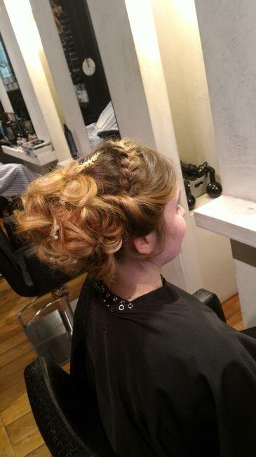 Essaie coiffure mariage - 3