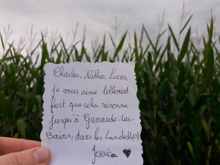 Besoin d'aide - love notes 4
