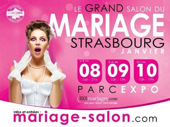 Salon du mariage strasbourg - 1