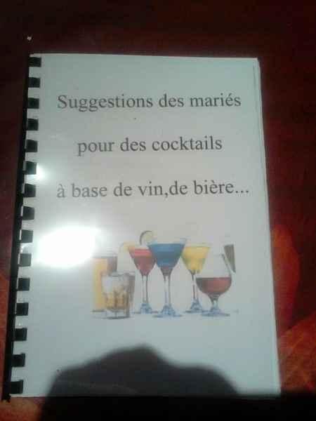 Cocktail à base de vin - 1