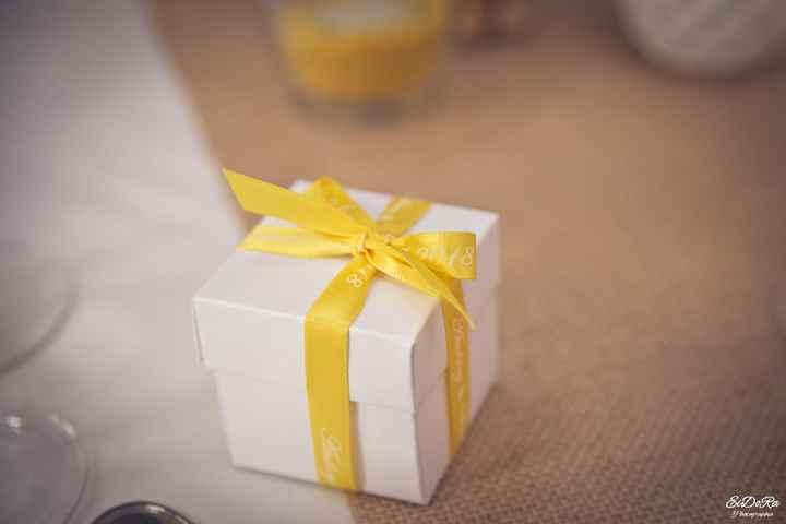 Cadeaux invites - 2