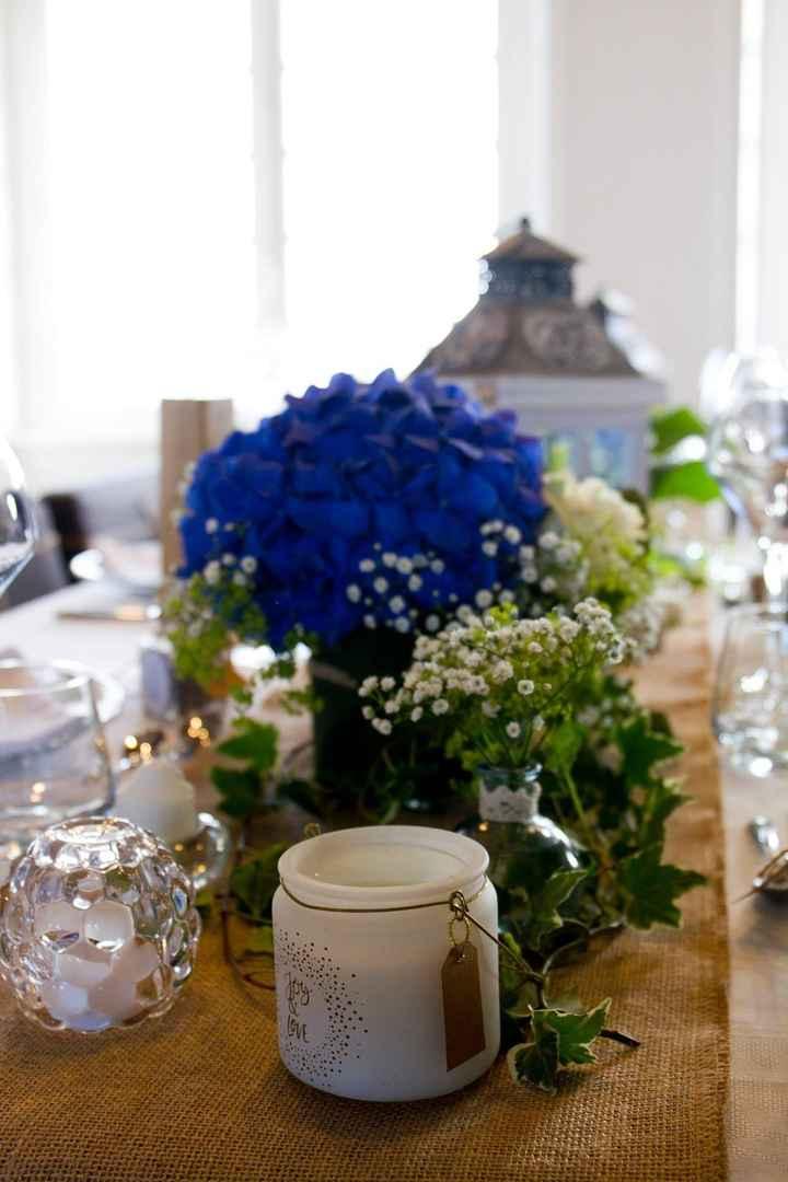 Décoration table et fleurs - 3