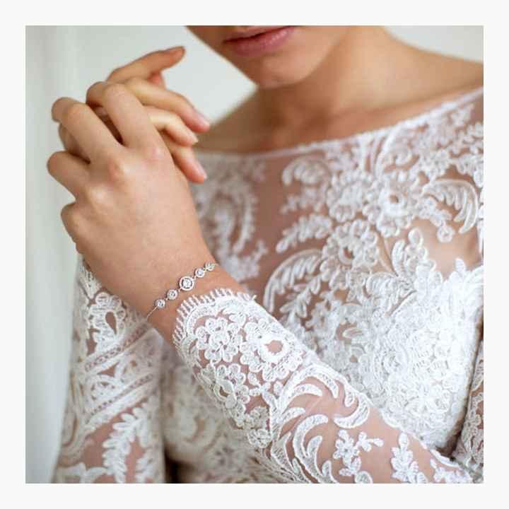 Quels bijoux de mariée quand on est rousse ? - 1