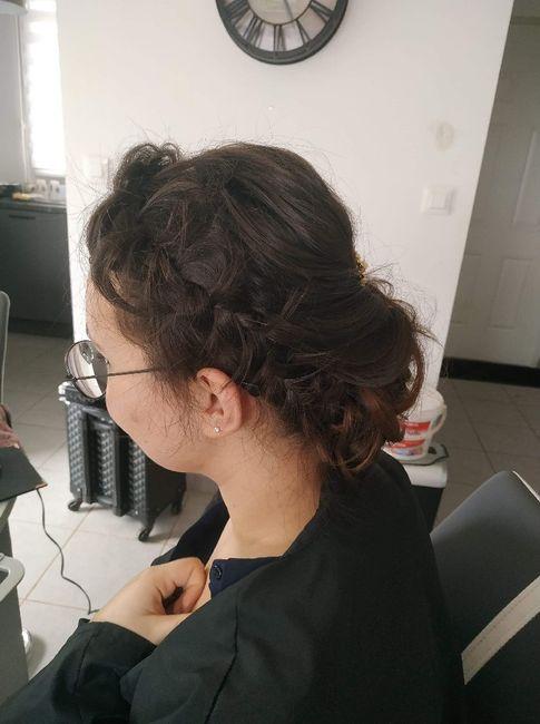 Essai coiffure raté... 🥺 2