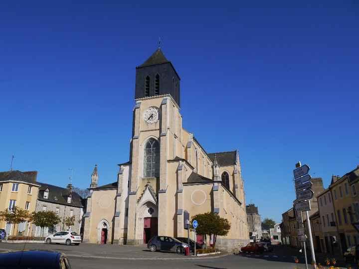 Eglise Andouillé