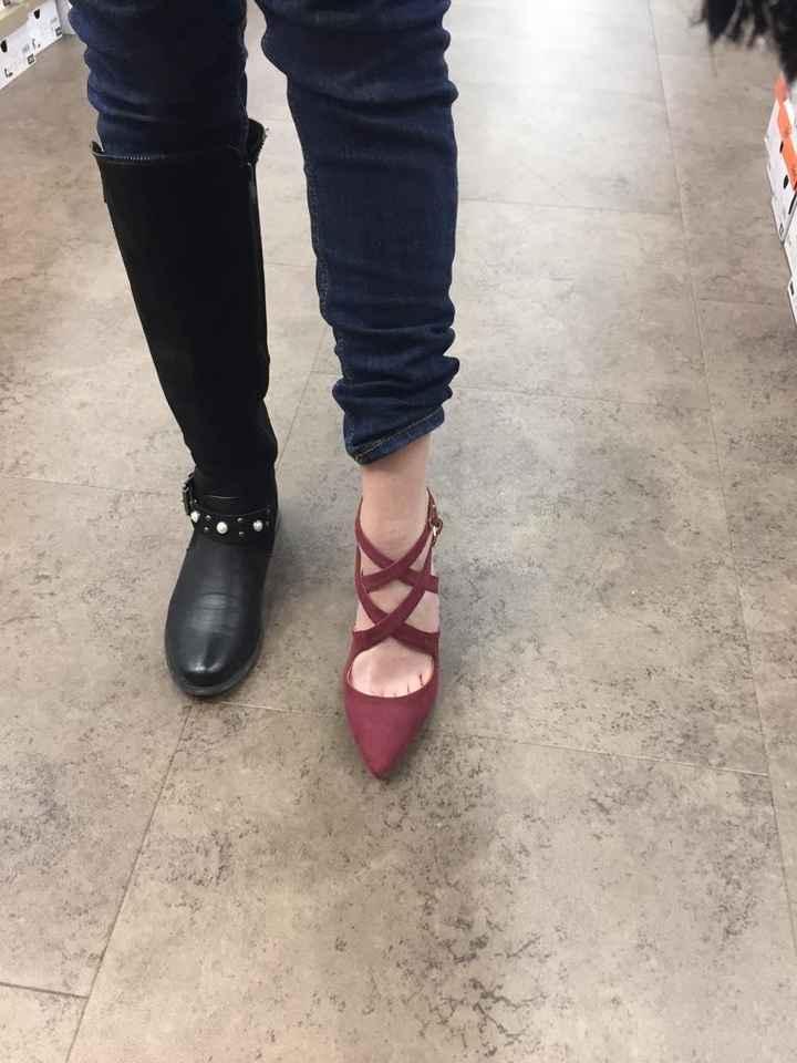Comment sont vos chaussures ?📸 - 1