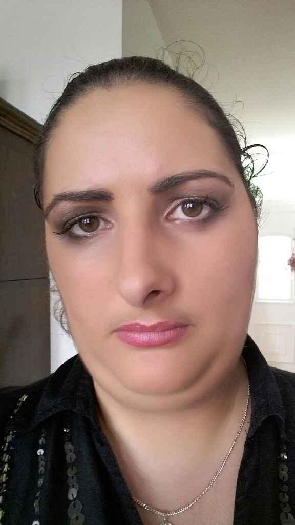Essai maquillage !! - 1