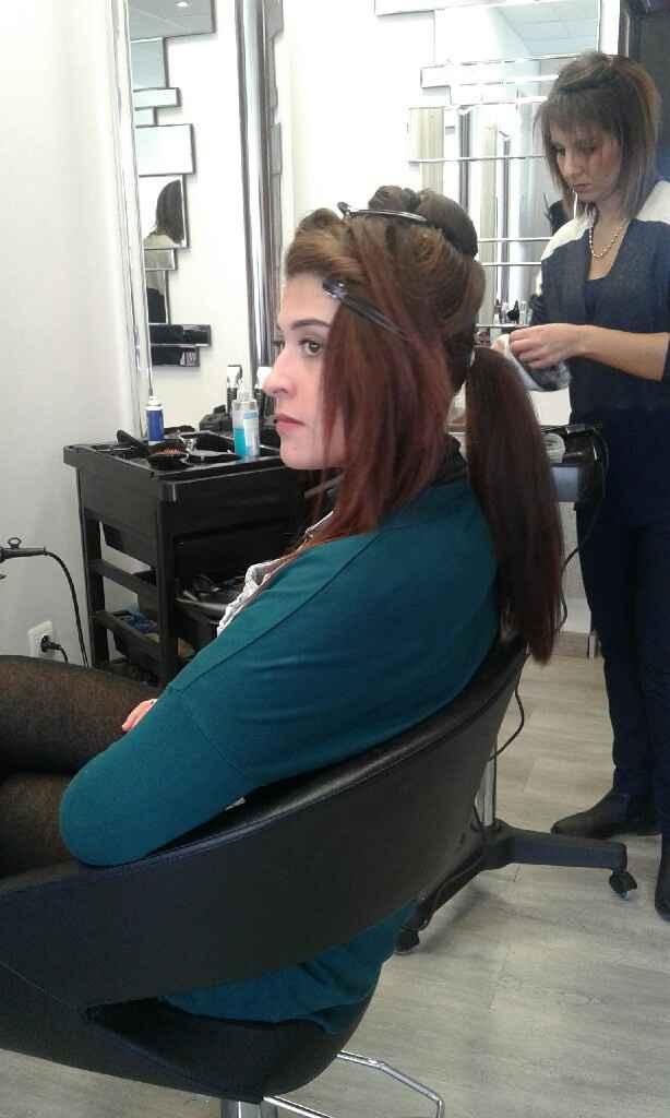 Essais coiffure et maquillage - 4