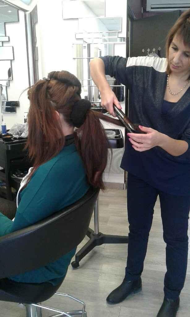 Essais coiffure et maquillage - 5