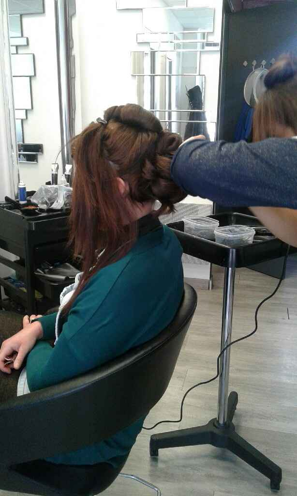 Essais coiffure et maquillage - 6