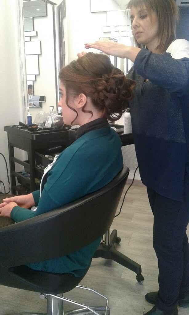Essais coiffure et maquillage - 8