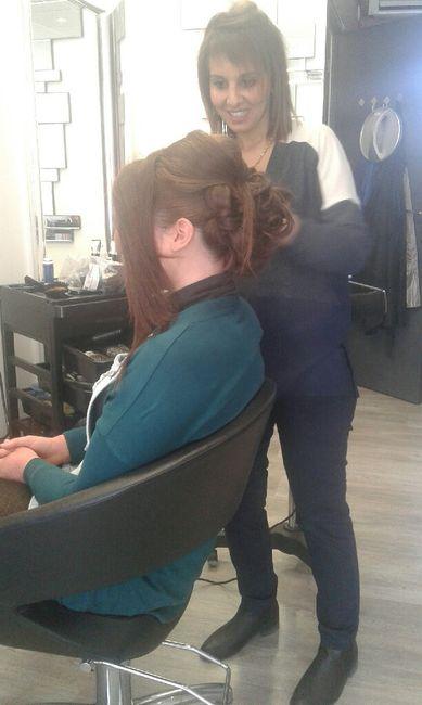 Essais coiffure et maquillage - 7