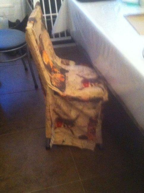 faire soi m me sa housse de chaise d coration forum. Black Bedroom Furniture Sets. Home Design Ideas