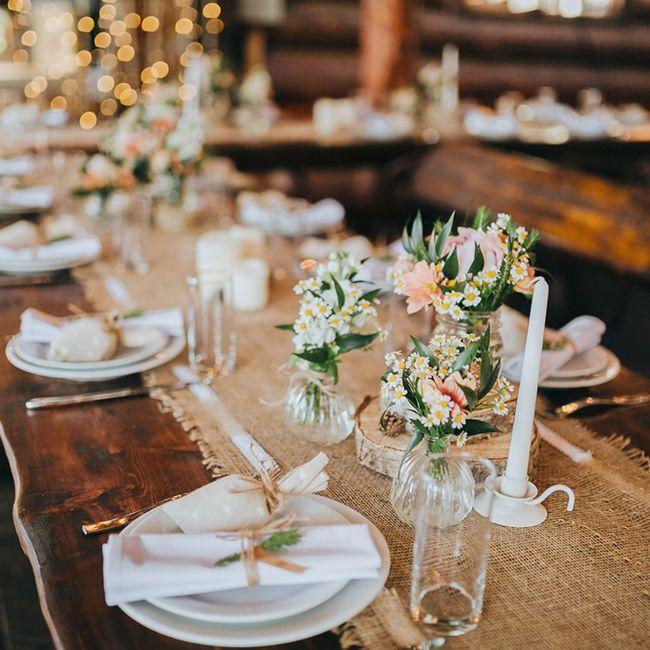 Tables nappées ou pas ? 💒 1