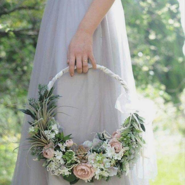 Bouquet de mariée 💐 1