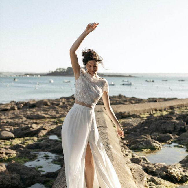 La mariée en jupe ! 👰 4
