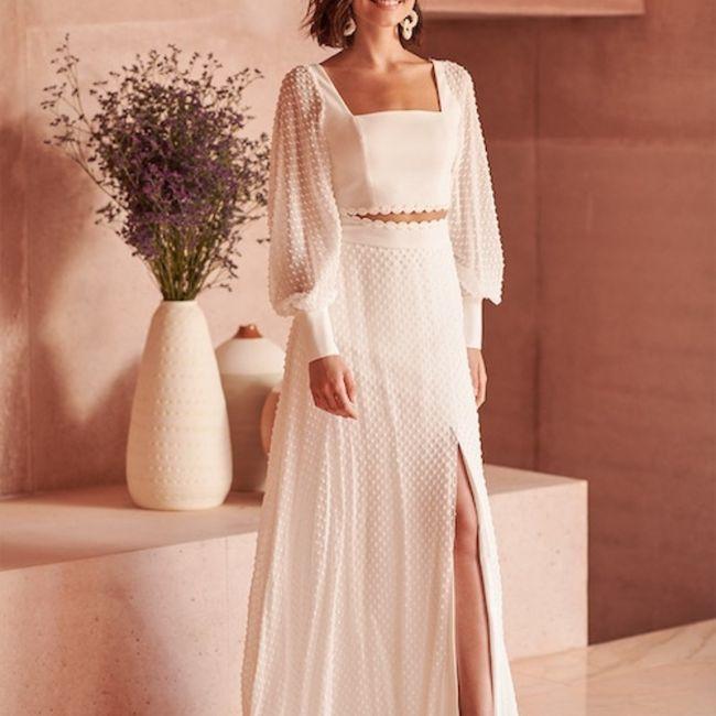 La mariée en jupe ! 👰 5