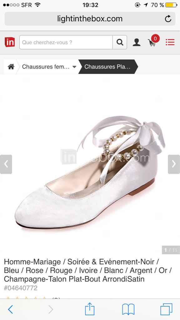 Chaussure - 2