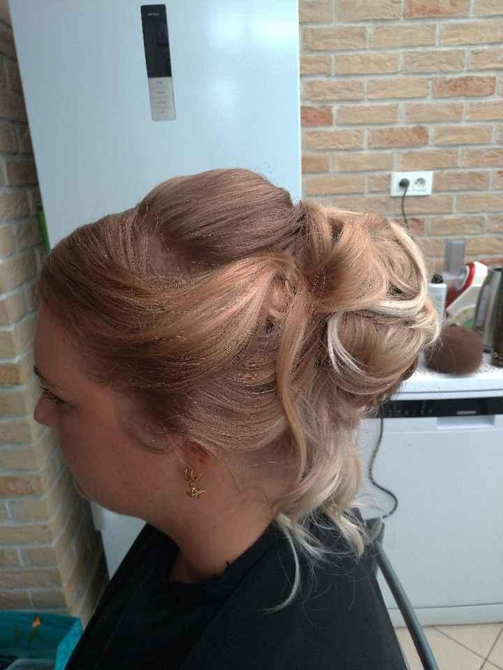 Choix coiffure - 2
