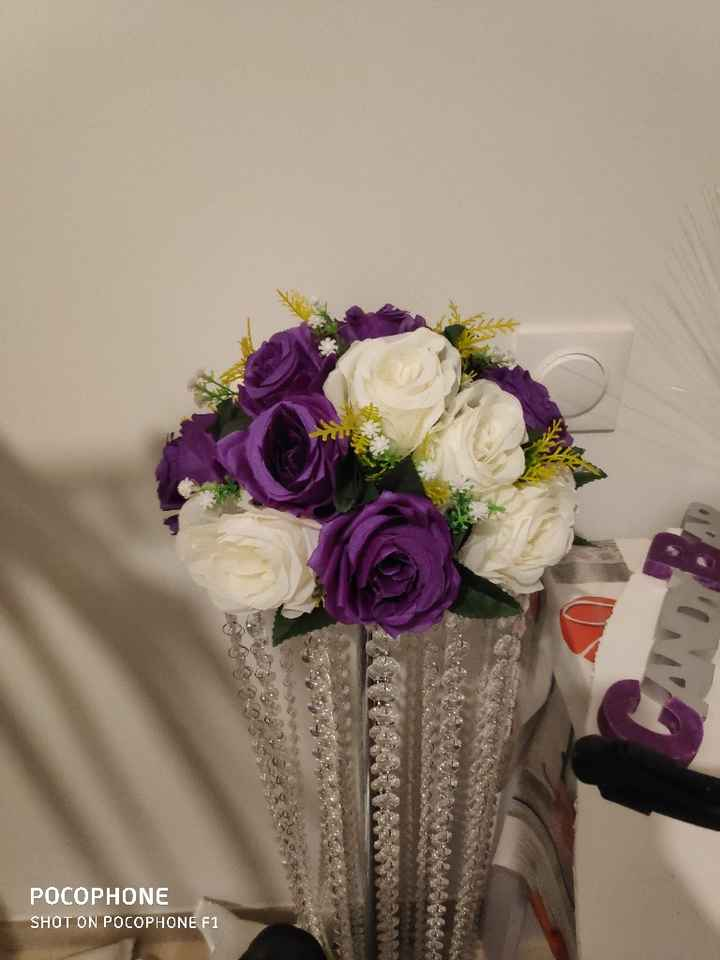 Fleurs artificielles - 1
