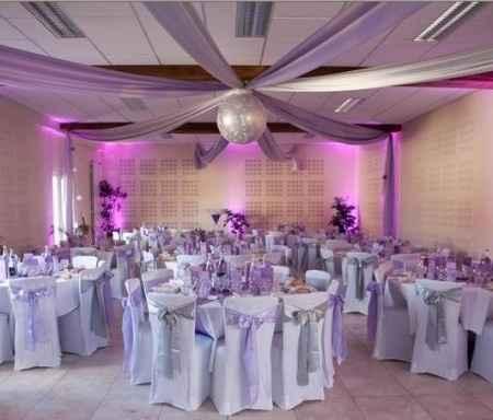 Style décoration de table