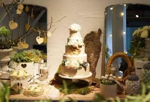 Autre wedding cake avec déco
