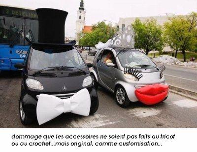 ... parlais voiture balai - Organisation du mariage - Forum Mariages.net