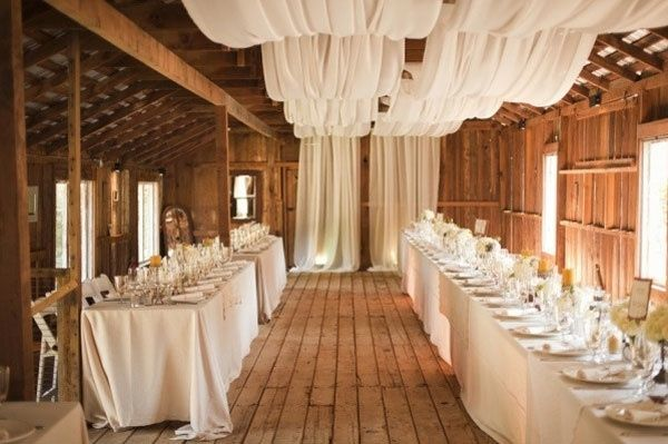 Tenture Plafond Decoration Forum Mariages Net