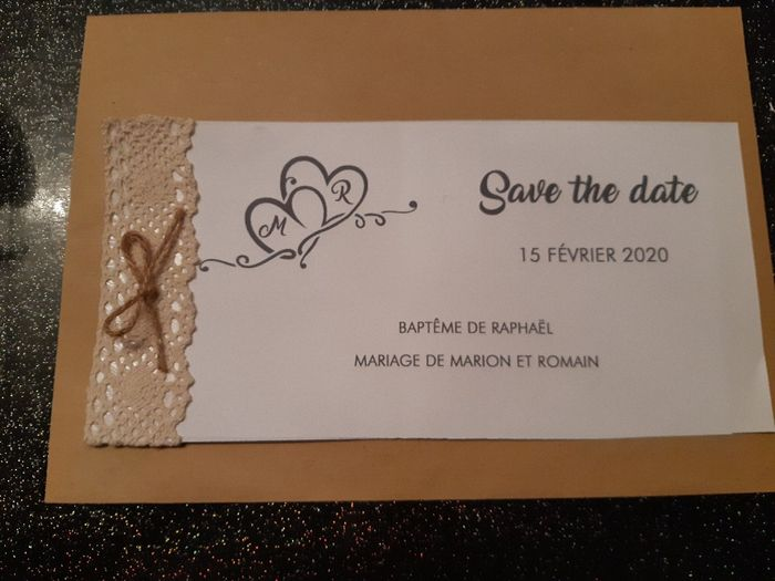 Save the date - 5