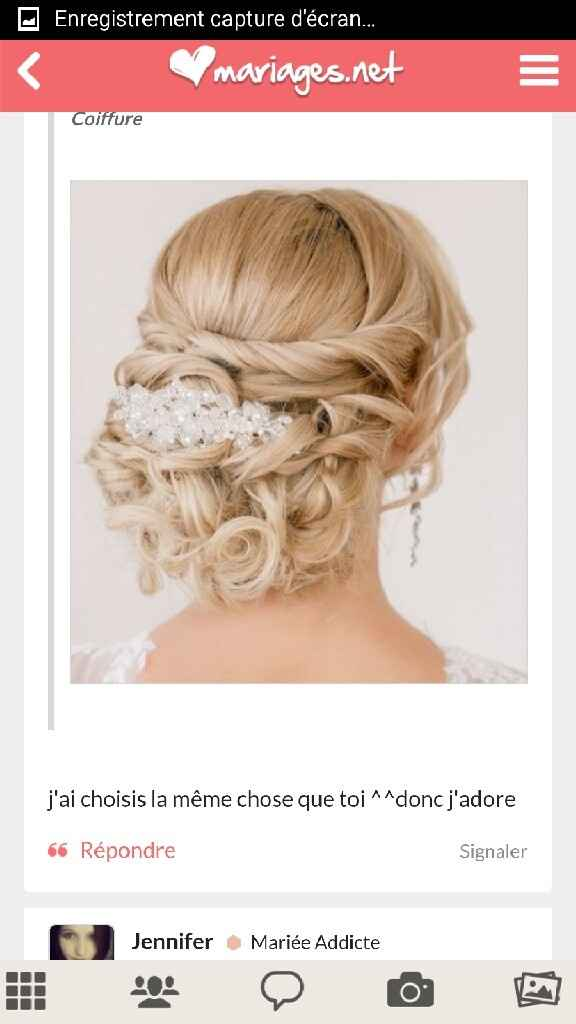Accesoire coiffure - 1