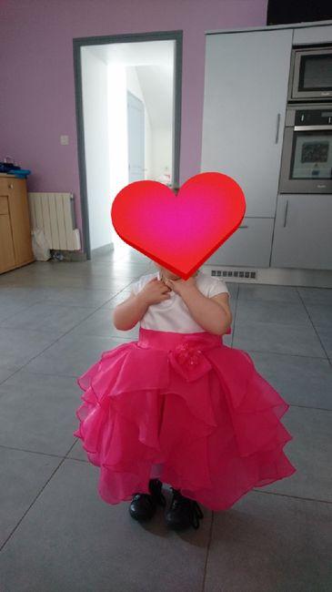 Robe de ma princesse 1