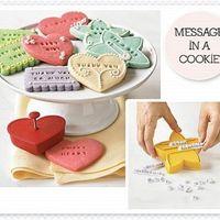 Des petits biscuits personnalisés pour le mariage - 8
