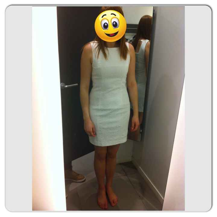 Ma robe du lendemain - 1