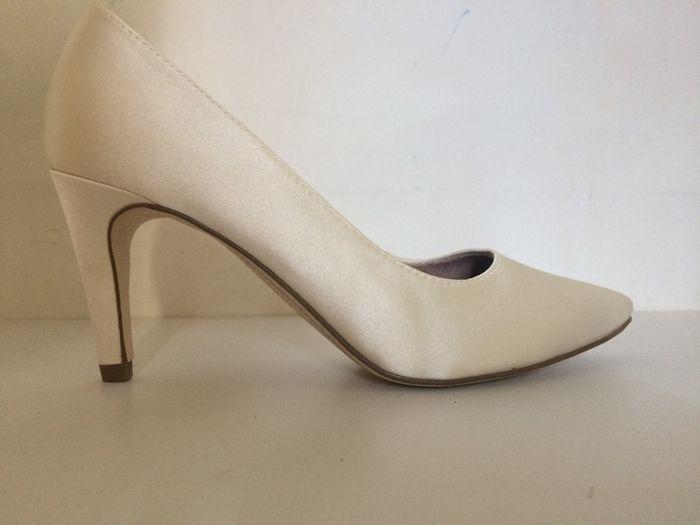 Mes chaussures pour le Jour j 1