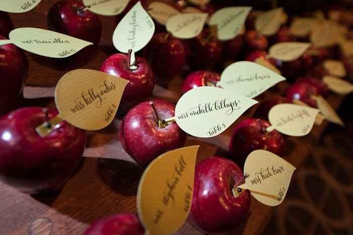 Pleins de pommes