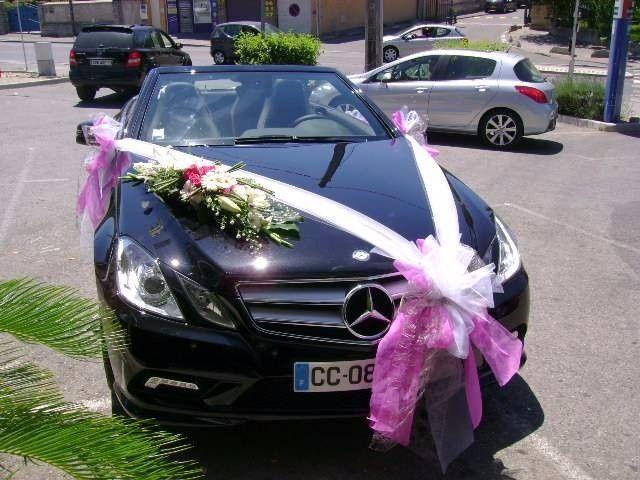 Votre moyen de locomation organisation du mariage forum - Decoration voiture mariage originale ...