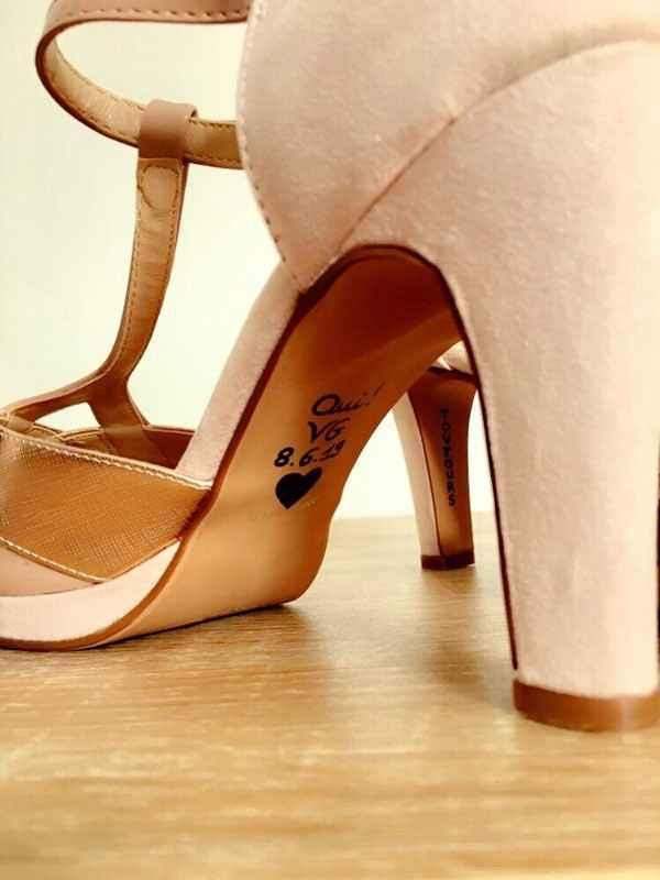 Chaussures personnalisées - 2
