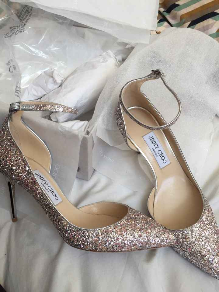 Chaussures jimmy choo - 1