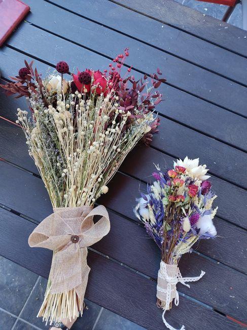 Bouquets ! 1