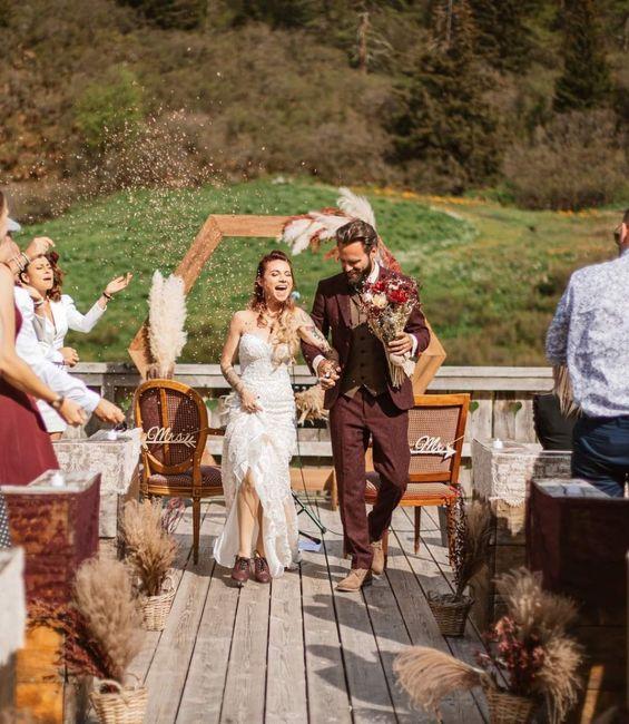 Tu sortiras de la cérémonie en dansant ? 2