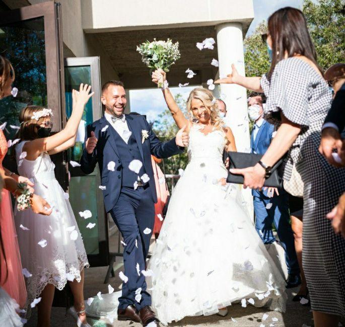 Report de mariage 1