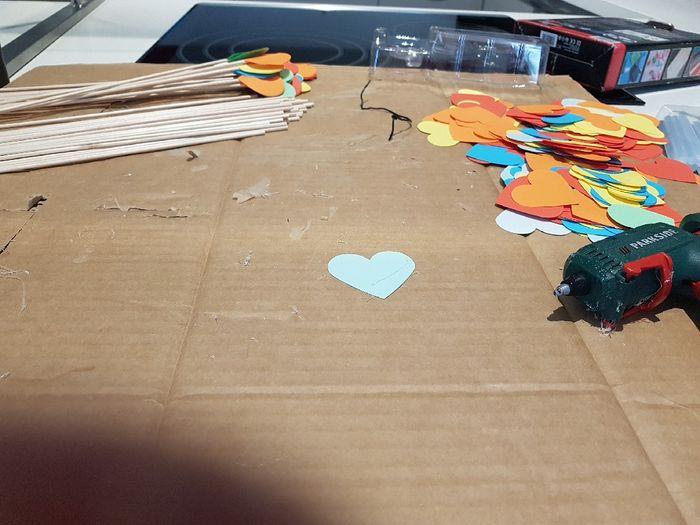 Coeur avec des piques - 1