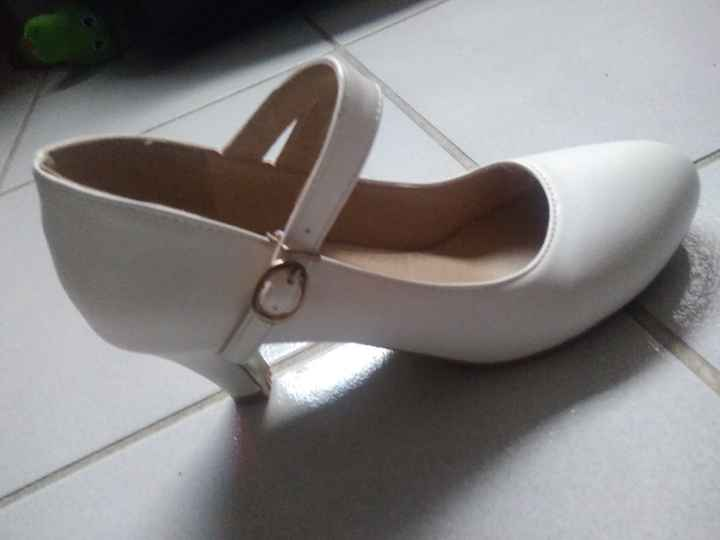 Chaussures pour le mariage - 1