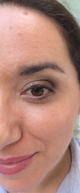 Maquillage par une chaine type nocibé etc - 2