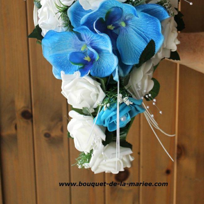Bouquet  blanc ou bouquet coloré ? 12