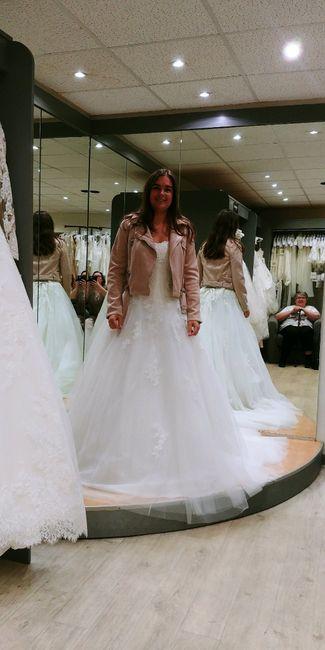 Des mariées en perfecto ?! 4