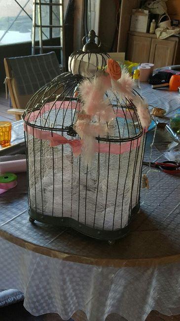 Mon urne terminée - 1